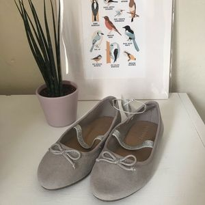2/15 👧🏻NWT Old navy ballet shoes